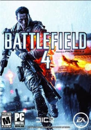 BATTLEFIELD 4 LIMITED EDITION-NLA