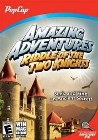AMAZING ADVENTURES: THE RIDDLE OF TWO KNIGHTS-NLA