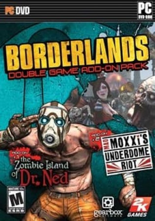 Borderlands Add-on Pack Zombie Island