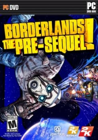 BORDERLANDS: THE PRE-SEQUEL-NLA