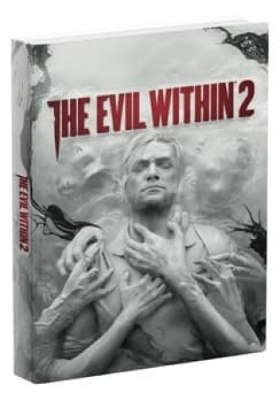 EVIL WITHIN 2 COLLECTORS EDITION GUIDE