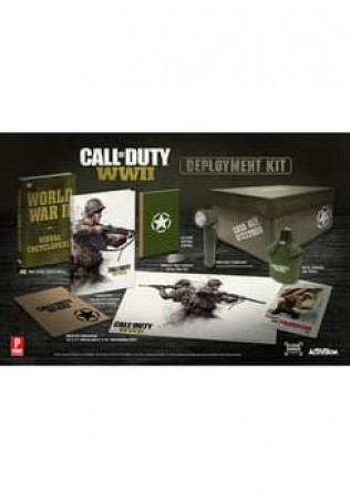 CALL OF DUTY: WORLD WAR II DEPLOYMENT KIT EDITION GUIDE