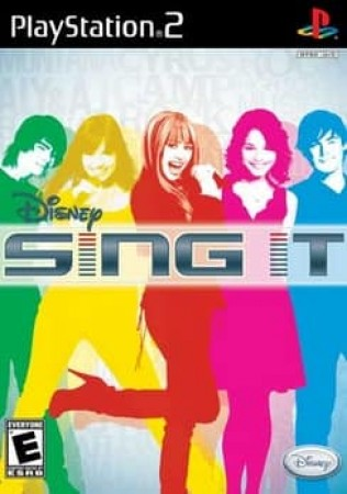 DISNEY SING IT-NLA