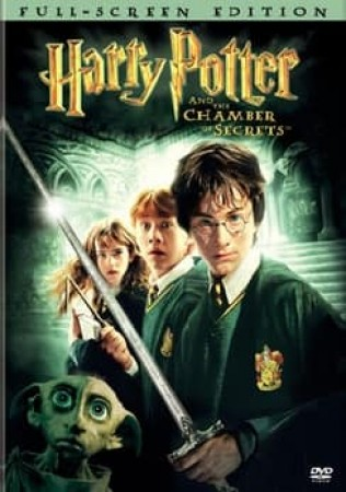 HARRY POTTER & THE CHAMBER OF SECRETS (DVD P&S SP-SUB) NLA  !