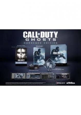 CALL OF DUTY:GHOSTS HARDENED EDITION