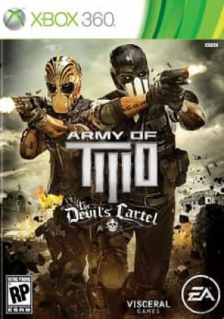 ARMY OF TWO: THE DEVILS CARTEL OVERKILL EDITION