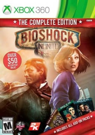 BIOSHOCK INFINITE: THE COMPLETE EDITION(TWO DISC)