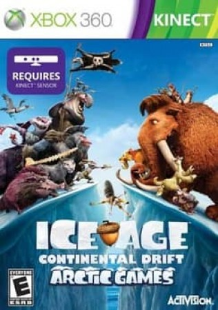 ICE AGE:CONTINENTAL DRIFT ARCTIC GAMES NLA