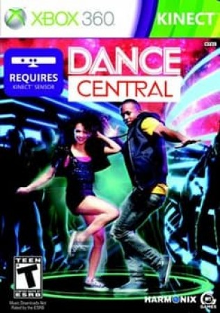 DANCE CENTRAL (W 240 POINTS CARD)