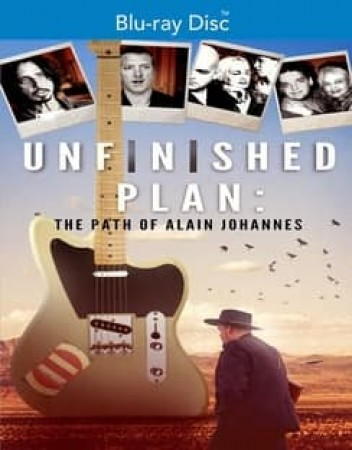 UNFINISHED PLAN-THE PATH OF ALAIN JOHANNES (BLU-RAY)