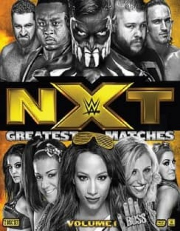 WWE: NXT's Greatest Matches Volume 1