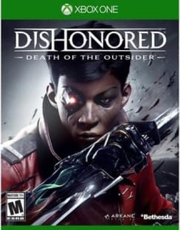 DISHONORED: THE DEATH OF THE OUTSIDER