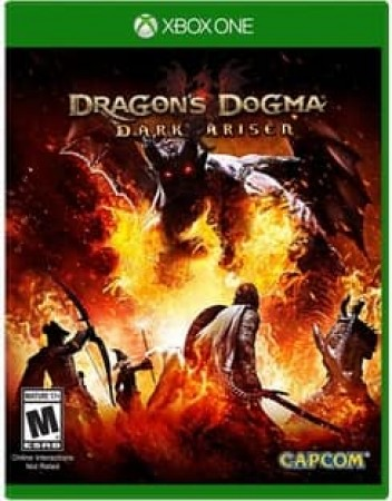 DRAGONS DOGMA:DARK ARISEN NLA