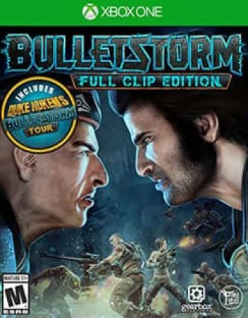 BULLETSTORM: FULL CLIP EDITION-NLA