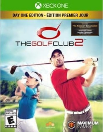 GOLF CLUB 2: DAY 1 EDITION-NLA