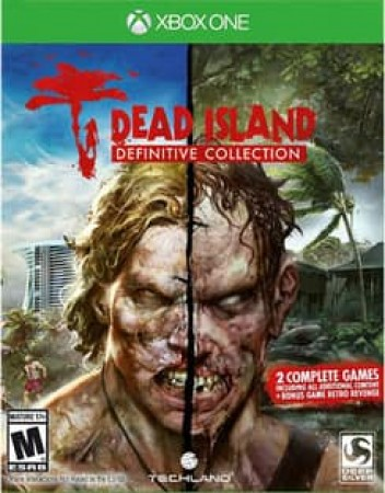 DEAD ISLAND DEFINITIVE COLLECTION (M)