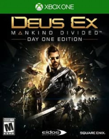 DEUS EX MANKIND DIVIDED (LAUNCH)