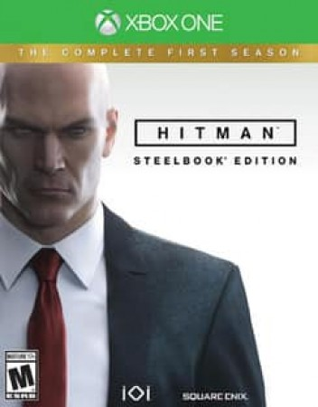 HITMAN:FIRST SEASON STEELBOOK EDITION NLA