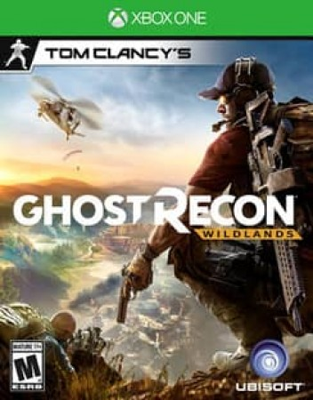 GHOST RECON: WILDLANDS (REPLEN)