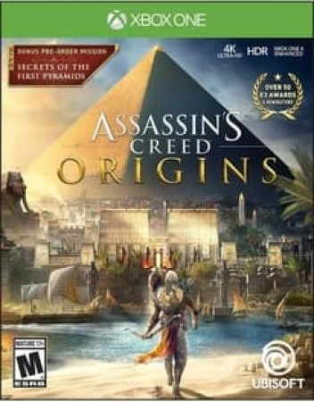 ASSASSINS CREED ORIGINS (DAY ONE)