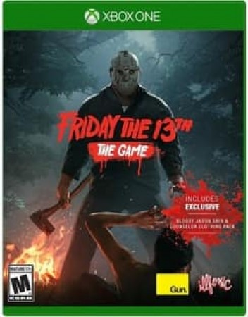 FRIDAY THE 13TH: THE GAME-NLA