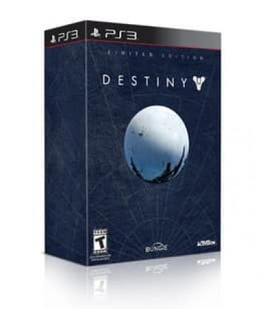 DESTINY LIMITED EDITION NLA