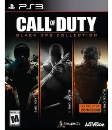 CALL OF DUTY:BLACK OPS COLLECTION (BLACK OPS 1 2 3) NLA