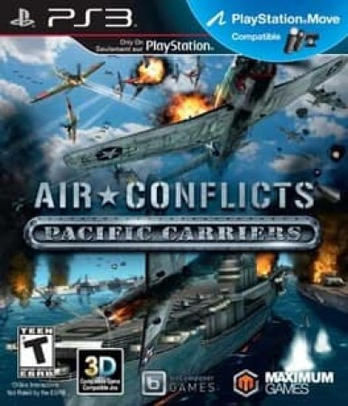 AIR CONFLICT PACIFIC CARRIER