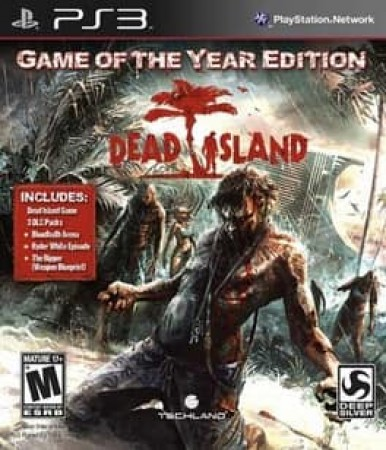 DEAD ISLAND GAME OF THE YEAR NLA