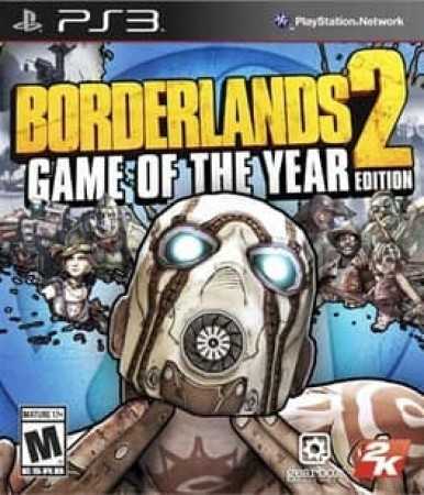 BORDERLANDS 2: GAME OF THE YEAR EDITION-NLA