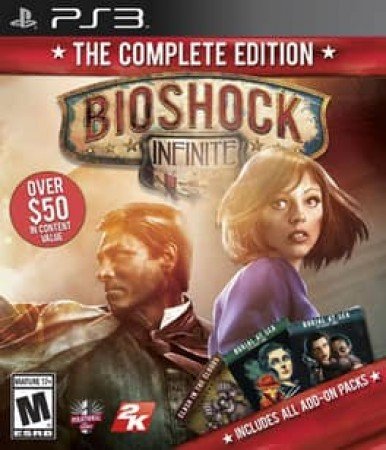 BIOSHOCK INFINITE: THE COMPLETE EDITION-NLA
