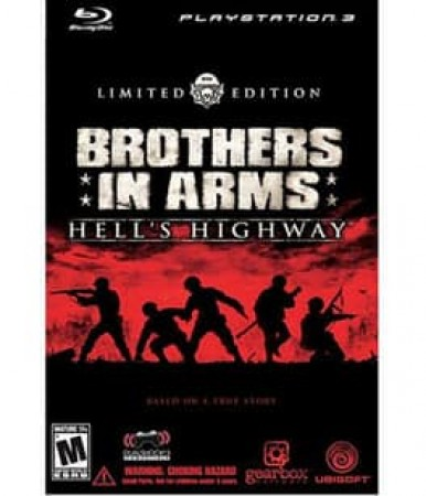 BROTHERS IN ARMS HELLS HIGHWAY LIMITED EDITION