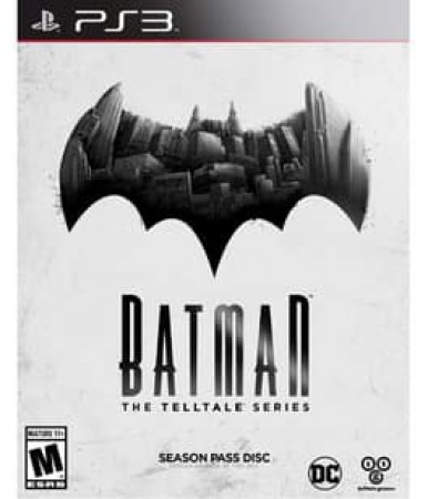 BATMAN:TELLTALE SERIES (SEASON PASS DISC)