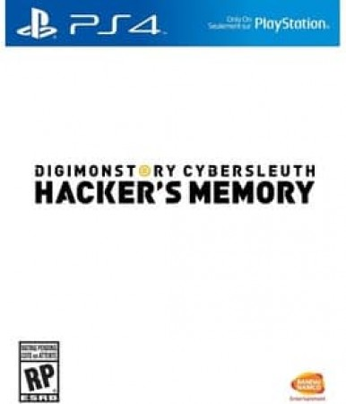 DIGIMON STORY CYBER SLEUTH: HACKERS MEMORY-NLA
