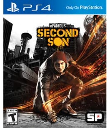 INFAMOUS: SECOND SON (REPLEN ONLY)