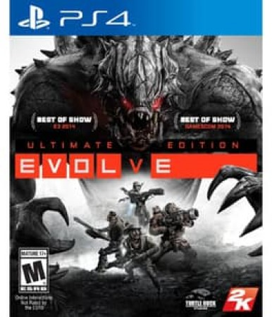 EVOLVE ULTIMATE EDITION-NLA