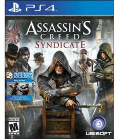 ASSASSINS CREED SYNDICATE (REPLEN)