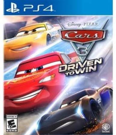 CARS 3:DRIVEN TO WIN