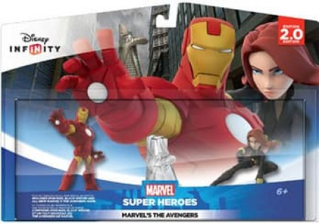 INFINITY 2.0 PLAY SET-MARVELS THE AVENGERS-NLA