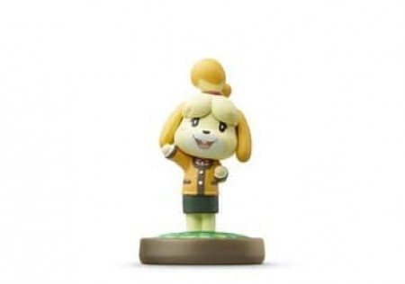 AMIIBO:AC-ISABELLE WINTER OUTFIT-NLA