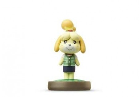 amiibo: AC-Isabelle Summer Outfit