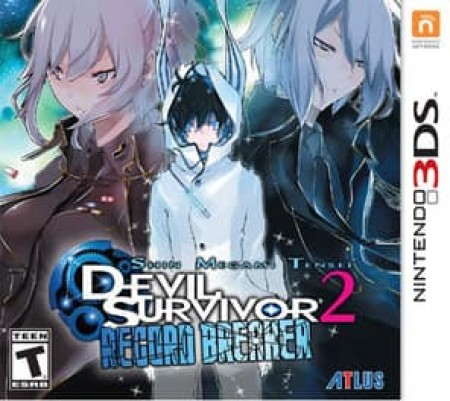 Devil Survivor 2: Record Breaker