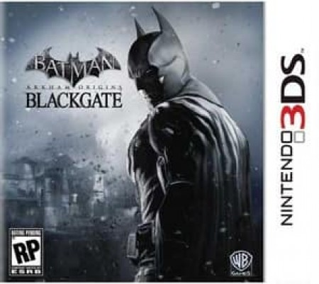 BATMAN:ARKHAM ORIGINS BLACKGATE NLA