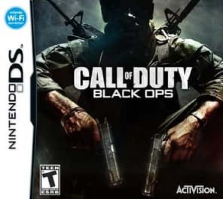 CALL OF DUTY:BLACK OPS (M)