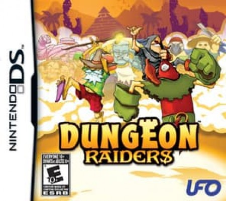 DUNGEON RAIDERS-NLA