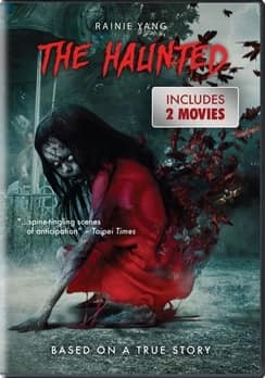 HAUNTED (DVD) (WS CHINESE)