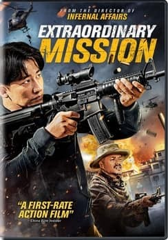 EXTRAORDINARY MISSION (DVD) (WS 2.35:1)