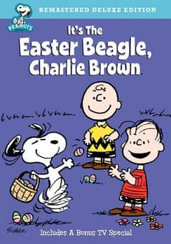 Peanuts: It's the Easter Beagle- Charlie Brown