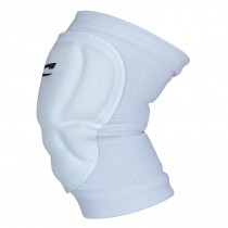 High Compression/Low Profile Knee Pad, Adult, White