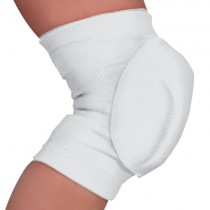 CPX-2000 Volleyball Knee Pad Junior White (pair)